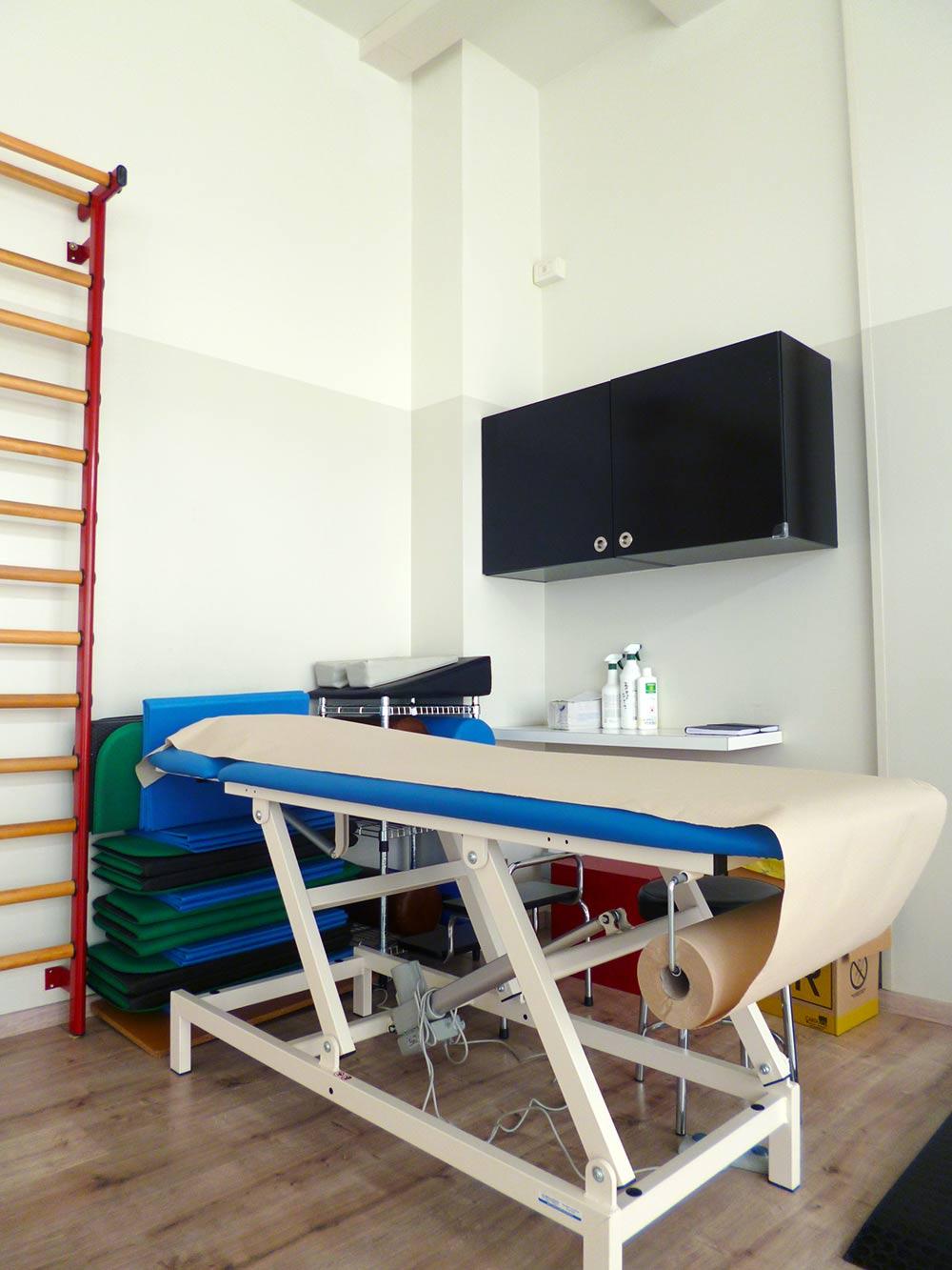 Centro Kos Sassuolo, palestra fisioterapia